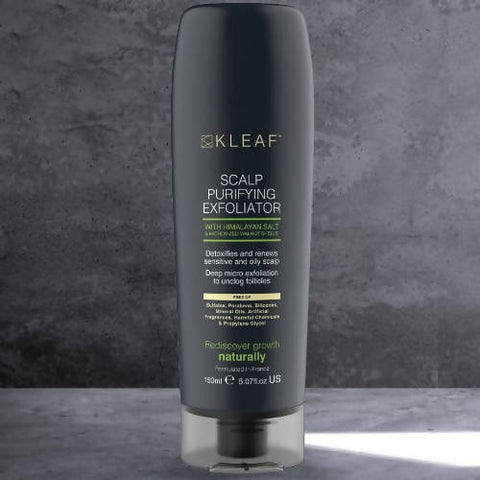 Kleaf Exfoliator Scalp Purifying -150 ml - MarkeetEx