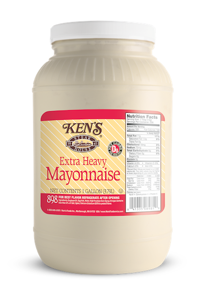 Ken's Extra Heavy Mayonnaise 1Gallon - مايونيز كينز