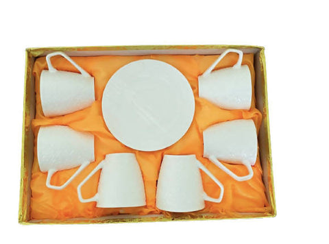 Tea Cup set 6pcs - MarkeetEx