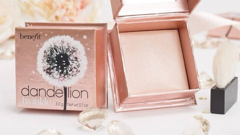 Dandelion Twinkle Highlighter Benefit
