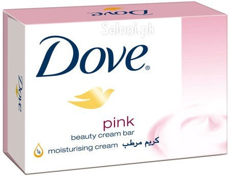 Dove Soap Bar Pink