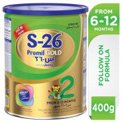 WYETH NUTRITION S26 PROMIL GOLD Stage 2 Follow On Formula - حليب اس٢٦ - MarkeetEx
