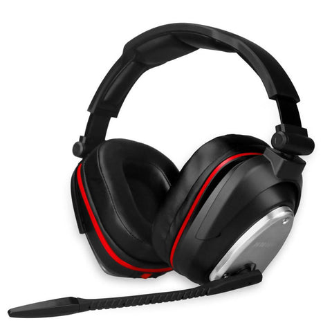 HUHD 7.1 surround sound 2.4Ghz wireless gaming headphones - MarkeetEx