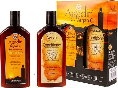 Agadir conditioner 366ml