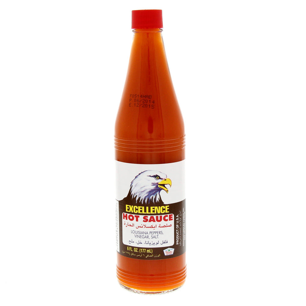 Hot Sauce Excellence 177ml - MarkeetEx