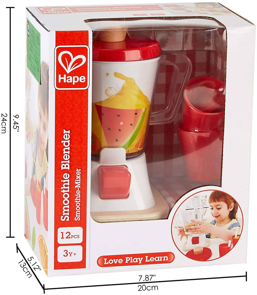 Hape E3158 - Smoothie Blender الخلاط الأملس - MarkeetEx