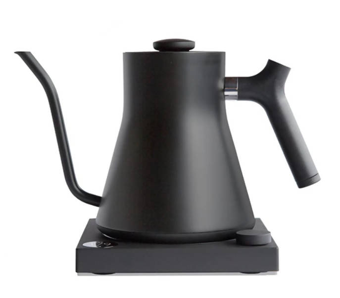 Fellow Stagg EKG Pour-Over Electric Kettle Matte Black