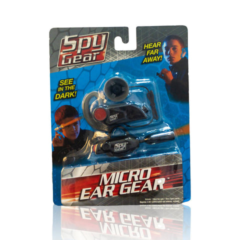Spy Gear Micro Ear Gear - MarkeetEx