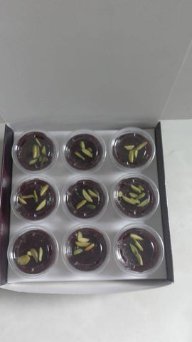 DatesHalwa with chocolate & nuts