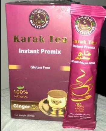 NEEL CHAI KARAK TEA GINGER FLAVOUR BOX (20GM X 10)