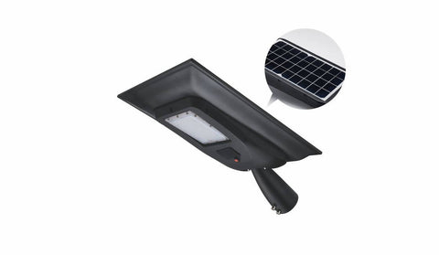 12W LED STREET LIGHT WITH SOLAR AND SENSOR - LIPER GERMANY