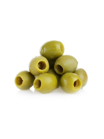 Green pitted Olives 200 GMS TO 250 GMS