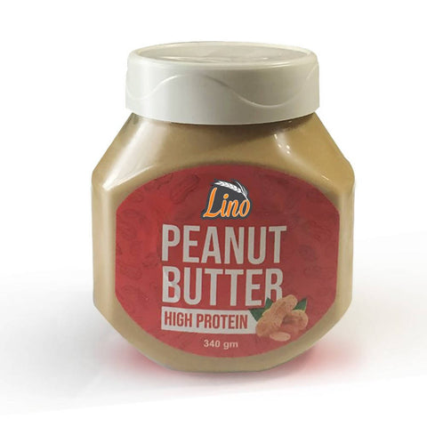 Peanut Butter Lino High in Protien 340 gm - MarkeetEx