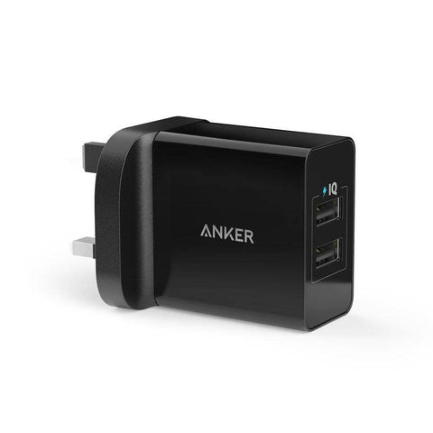 Anker 2-Port USB Wall Charger