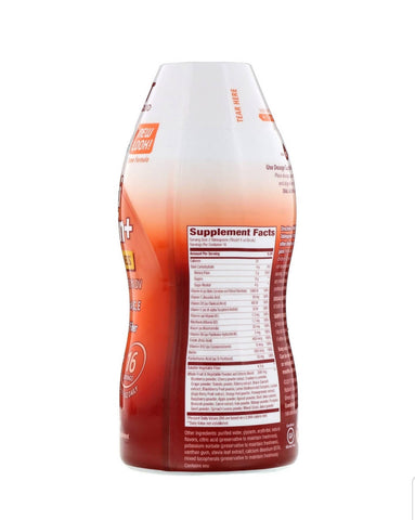 Nature's Way Drink, Multi Vitamin+, Sugar Free, Citrus Flavored, 480 ml - MarkeetEx
