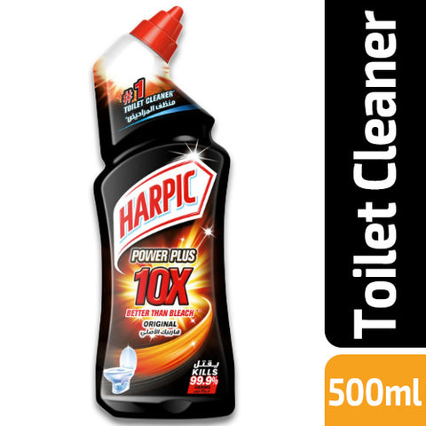 Harpic Power Plus Liquid Toilet Cleaner Original - هاربيك سائل تنظيف المرحاض - MarkeetEx