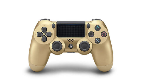 PS4 DualShock 4 Wireless Controller Sony-Gold Orginal - MarkeetEx