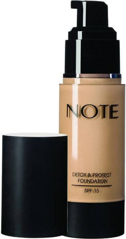 Note Mattifying Extreme Wear Foundation SPF 15 - 30ml