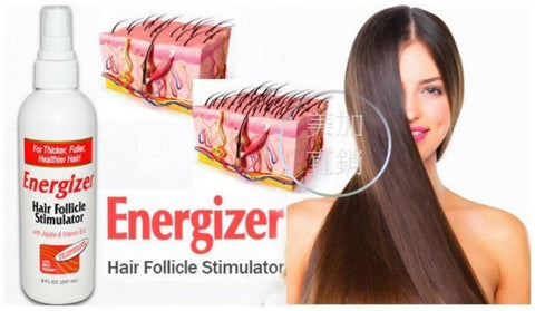 《Hobe Labs》Energizer, Hair Follicle Stimulator with Jojoba & Vitamin B-5, (237 ml)