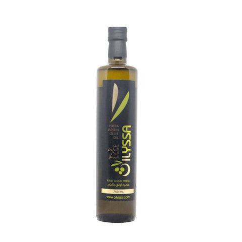 Ilyssa Extra Virgin Olive Oil 750ml - MarkeetEx