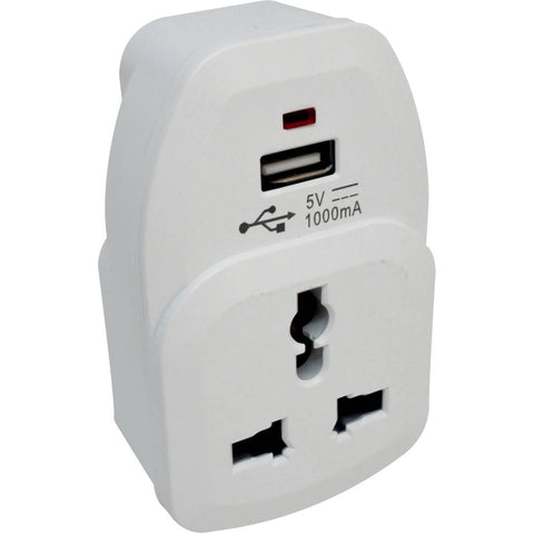 MULTI SOCKET WITH USB