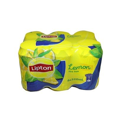 Ice Tea Lipton -PC 6  شاي مثلج لبتون قطعة
