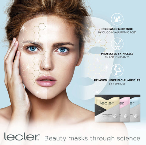 Intensive Hydration Lecler Facial Mask -Treatment