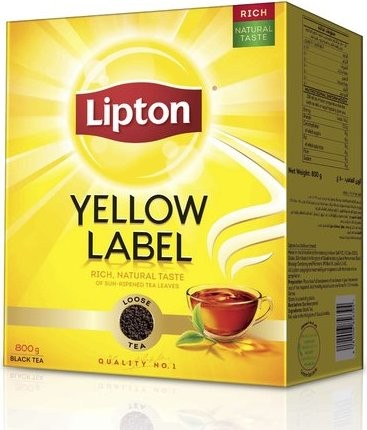 Tea Loose Lipton Yellow Label