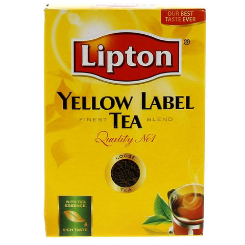 Tea Loose Lipton Yellow Label - شاي فرط ليبتون - MarkeetEx