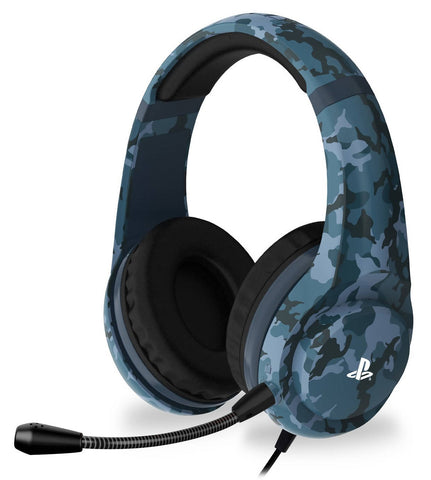 4Gamers PRO4-70 PS4 Headset camo