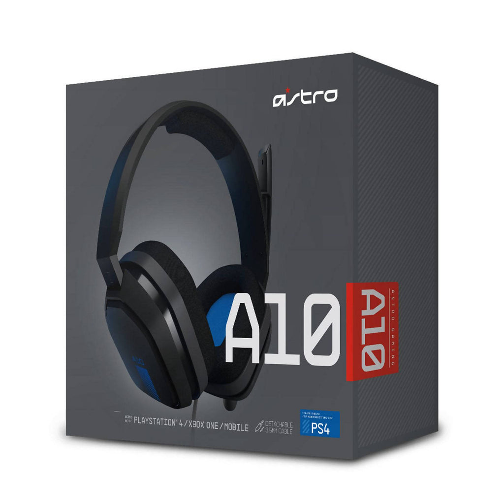 Astro A10 Over-Ear Sound Isolating Gaming Headset - MarkeetEx