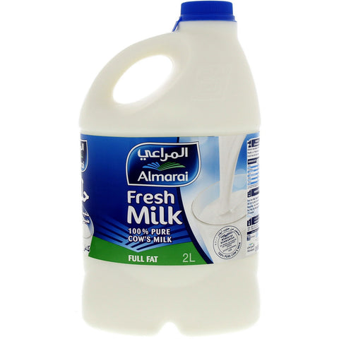 Milk Fresh Full Fat Almarai