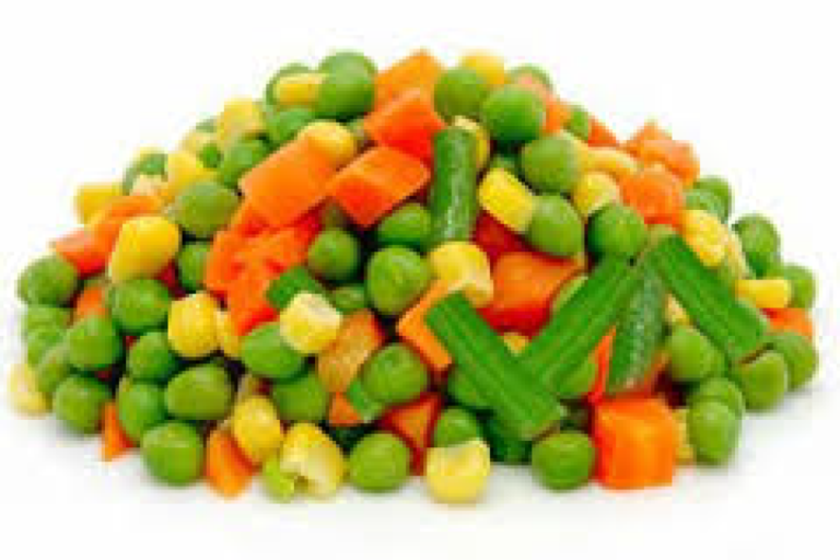 Frozen Mixed Vegetables 400g