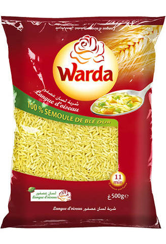 Warda Langued'oiseau 500 GM