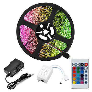 5 Meter LED Strip Remote Control