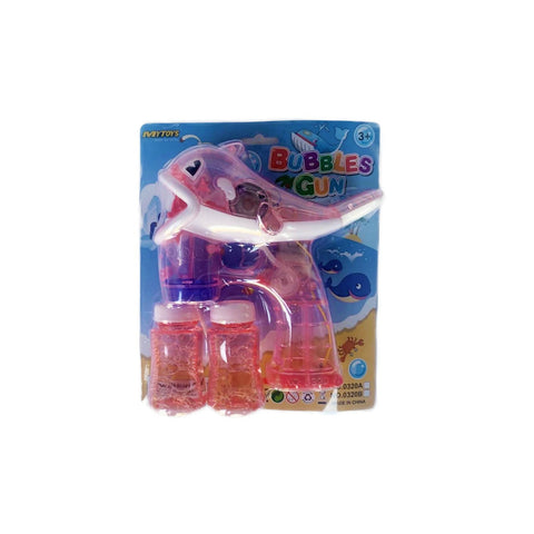 Bubble Gun Blower for Kids (Boys & Girls) - MarkeetEx