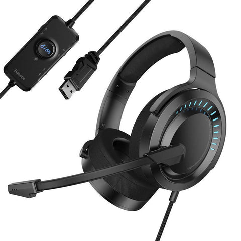 Baseus GAME HEADPHONE Black