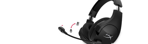 HyperX Cloud Stinger Core Gaming Headset-Black - MarkeetEx