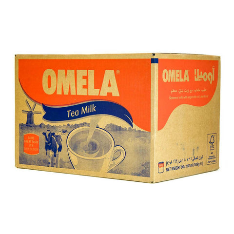 MILK TEA OMELA 96X169ML BOX - MarkeetEx