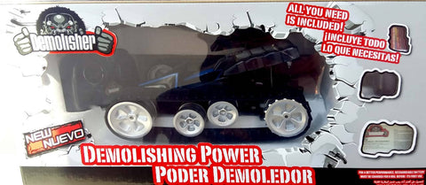 Demolisher - All terrain high speed - MarkeetEx