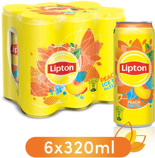 Ice Tea Lipton -PC 6