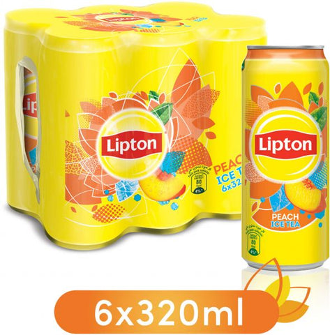 Ice Tea Lipton -PC 6  شاي مثلج لبتون قطعة - MarkeetEx