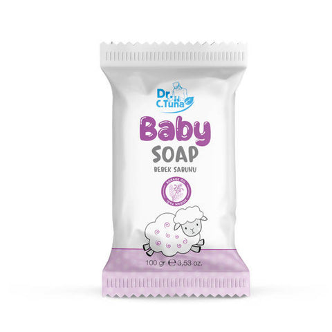 DR C TUNA BABY SOAP 100 GR