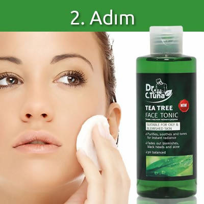 DR C TUNA TEA TREE SERIES FACE TONIC 225 ML