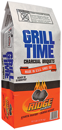 Grill Time Charcoal 4.08 KG/9LB