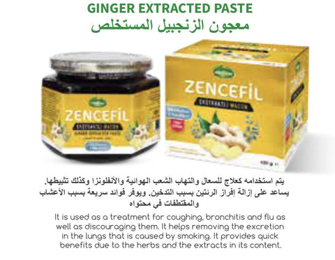 Ginger Extracted Paste 420 G - MarkeetEx