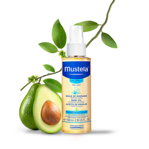 Mustela Baby Massage Oil 100 ml - MarkeetEx