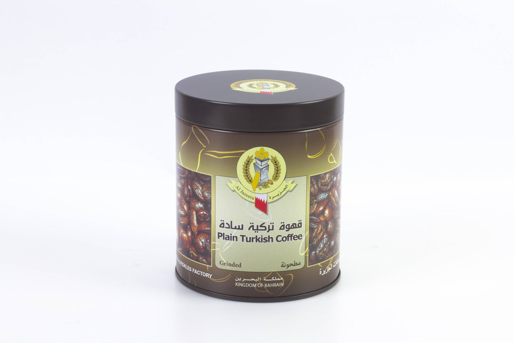 Al jazeera Plain Turkish coffee powder 180 G