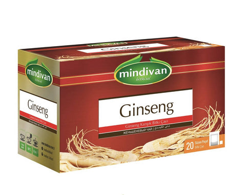 Ginseng mixed Herbal Tea 20bags - MarkeetEx