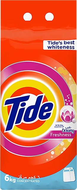 TIDE Detergent Powder Downy Freshness 6KG